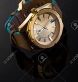 Omega Closeup Automatic Menwatch