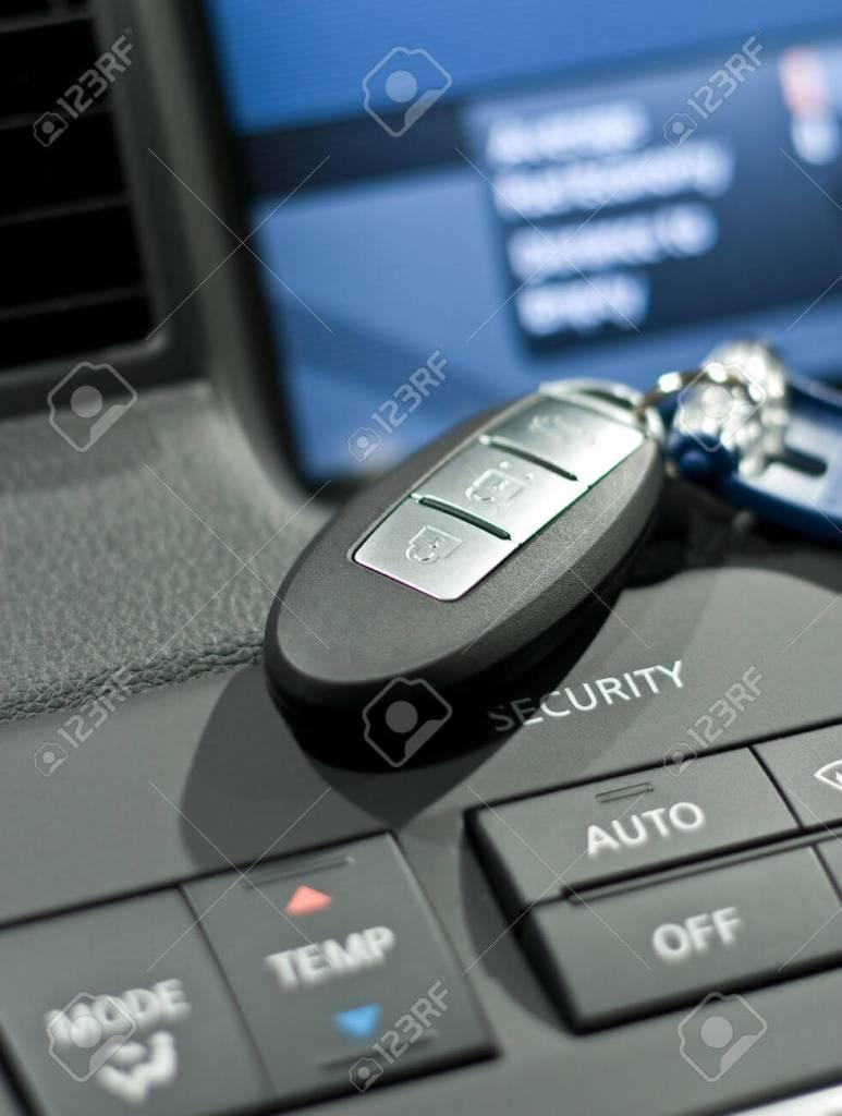 Garage Electronic Car Key