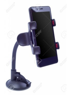 Car Holder For The Smartphone