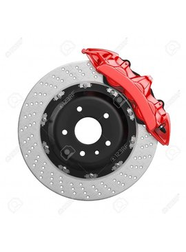 Aeration Steel Brake Disk