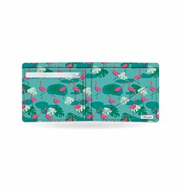 I like paper I like paper Geldbörse aus Tyvek Tropical Heat