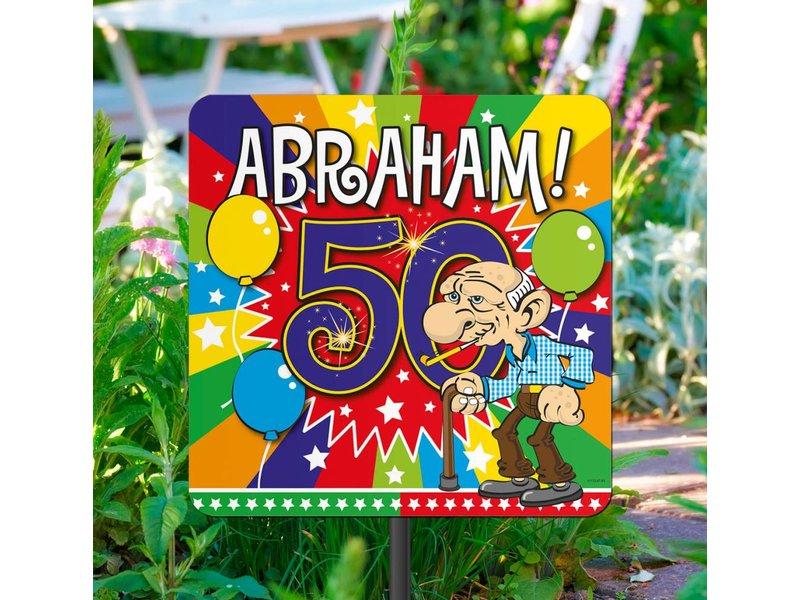 Tuinbord Abraham - 1 stuk