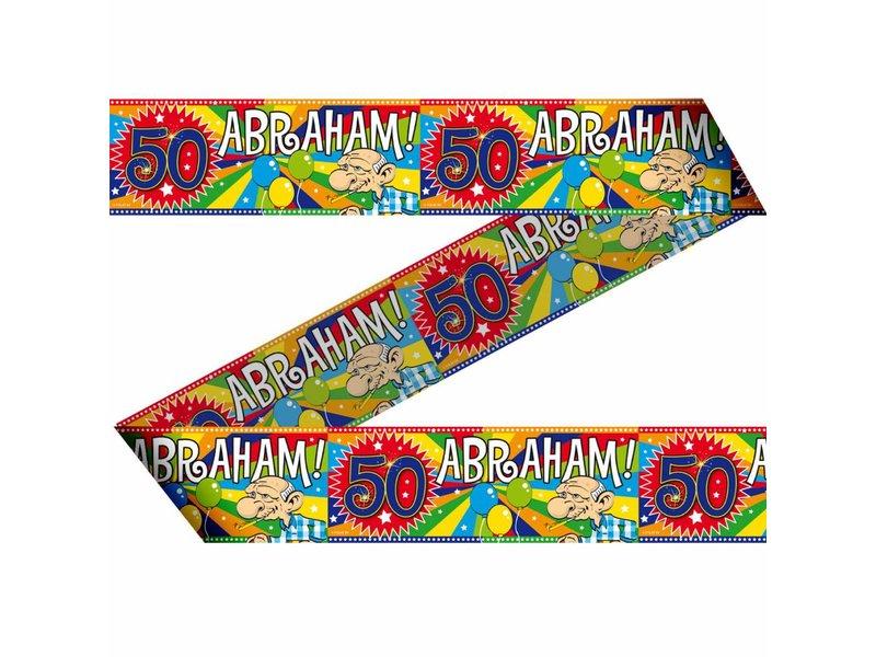 Markeerlint Abraham multicolour 15 meter