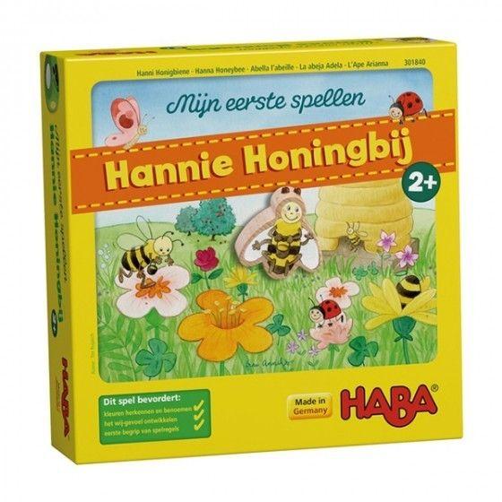 Haba Mijn eerste spellen - Hannie Honingbij