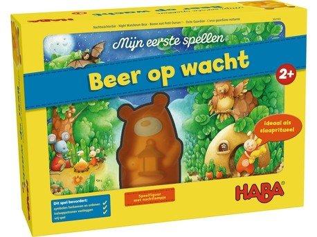 Haba Beer op Wacht - Mijn eerste spellen