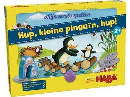 Haba Mijn eerste spellen - Hup, kleine pinguïn, hup!