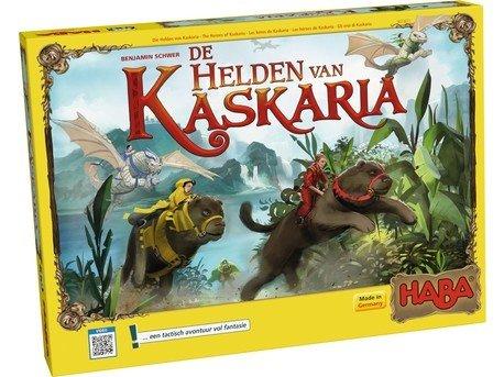 Haba Spel - De helden van Kaskaria