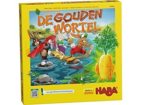 Haba Spel - De gouden wortel