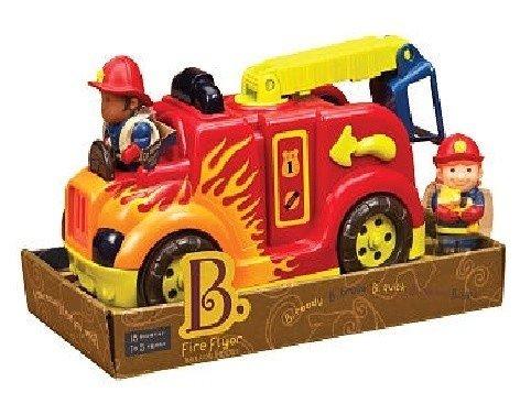 B-toys Btoys brandweerwagen