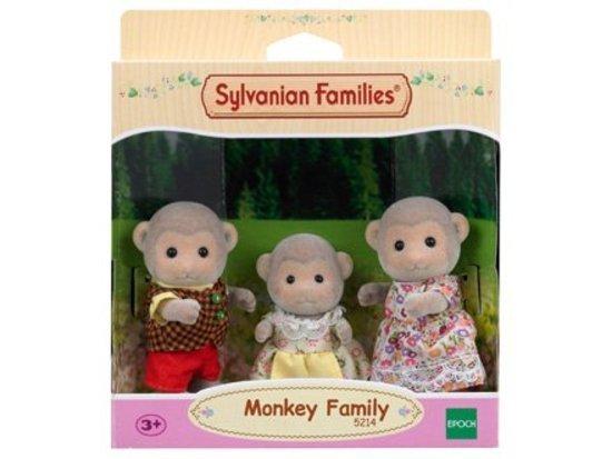 Sylvanian Sylvanian Familie Aap