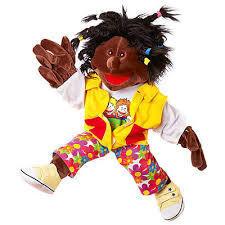 Living Puppets Dascha 65cm