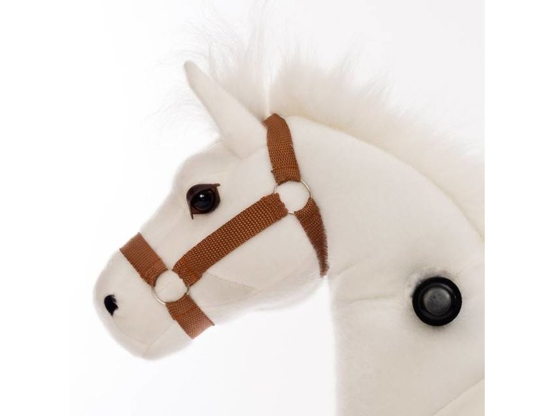 Animal Riding Paard Snowy Medium Wit
