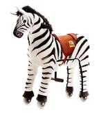 Animal Riding Zebra Marthi Small