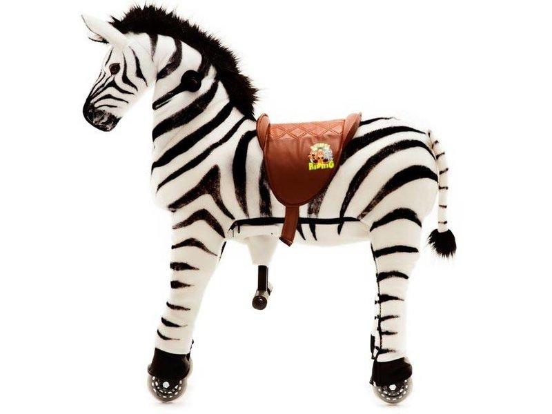 Animal Riding Zebra Marthi X-Large