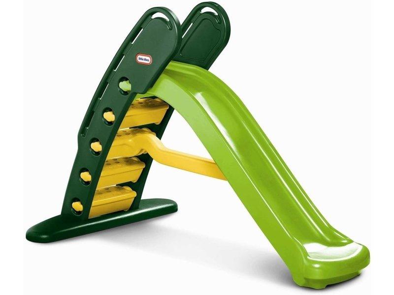 Little Tikes Reuze glijbaan groen van 119,95 voor 94,75