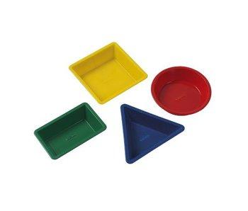 Educo Zandvormen geometrisch Set à 8, 522848