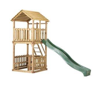 Woodvision Kinderspeelhuis Houten Speelhuis Action