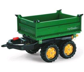 Rolly Toys Rolly Mega Trailer John Deere groen