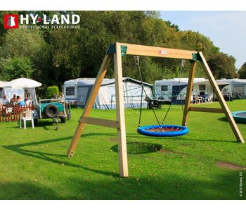 Hy-land Nest Swing Set