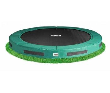 Salta Inground Excellent 427 cm Groen trampoline
