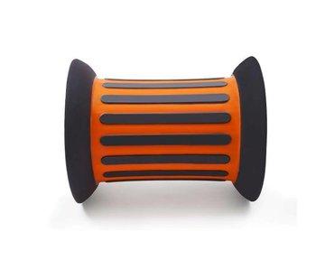 Gonge Roller met Zand Oranje