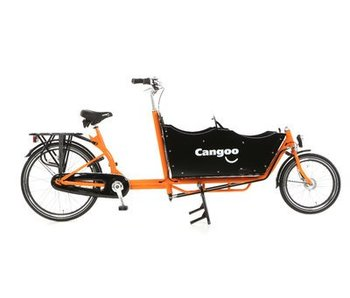 Cangoo bakfiets Downtown Plus N7