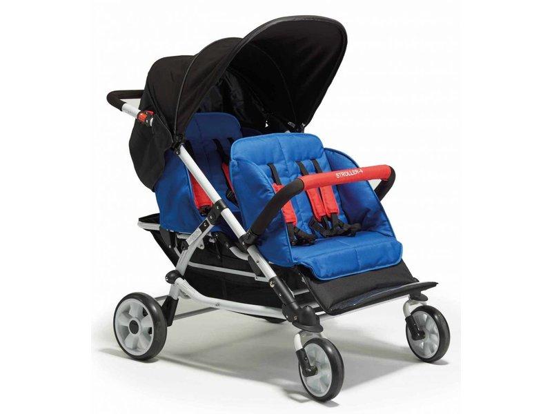 Winther Wandelwagen Stroller 4-Persoons