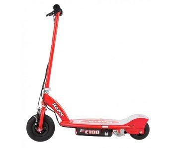 Razor E100 elektrische Step rood