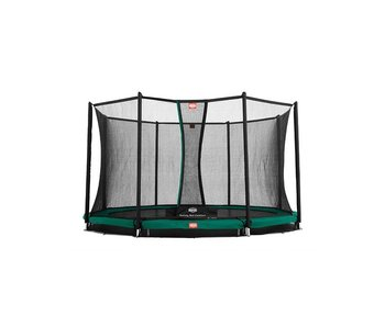 BERG InGround Trampoline Favorit 430 + Safety Net Comfort