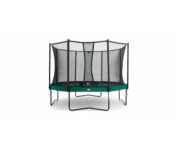 BERG Trampoline Champion 270 + Safety Net Comfort met gratis ladder