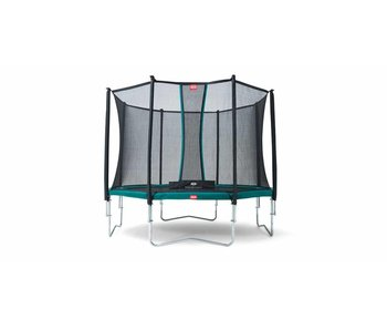 BERG Trampoline Favorit 430 + Safety net Comfort