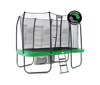 Exit Toys Jump Arena 214 x 366 rechthoekige trampoline