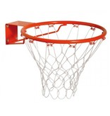 Basketbalring met net