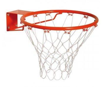 Basketbalring met net