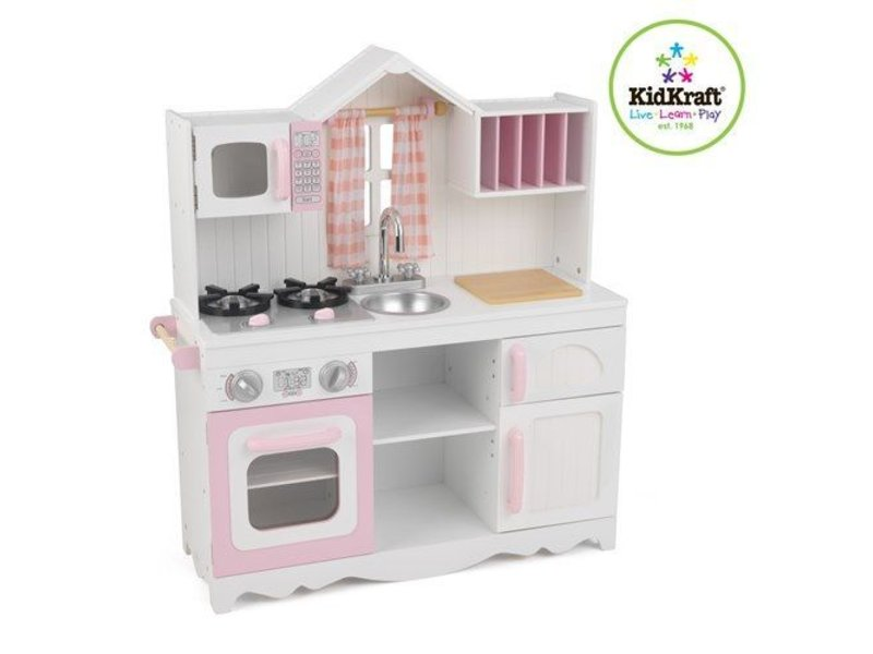 Kidkraft modern country kinderkeuken recreatiespeelgoed