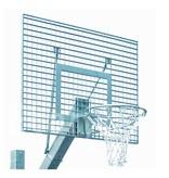 Basketbalpaal Amsterdam met gratis basketbal