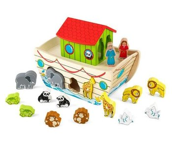 Kidkraft Ark Van Noa Vormenstoof