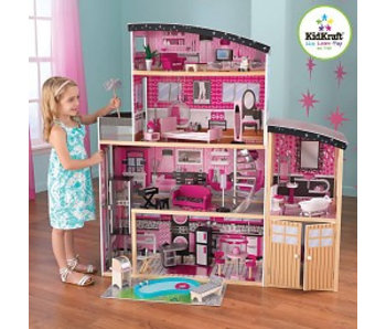 Kidkraft Sparkle Mansion