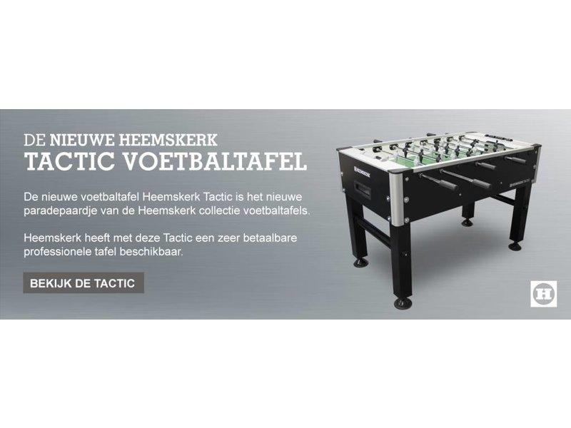 Heemskerk Voetbaltafel TacTic