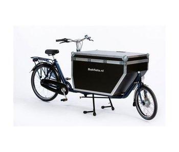 Bakfiets.nl Cargobike Long (met FlightCase)
