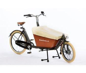 Bakfiets.nl dekzeil Cargobike short: Créme