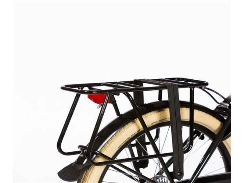 Bakfiets.nl Achterdrager staal Yepp met snelbinder