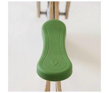 Wishbone Bike zadelhoesje groen