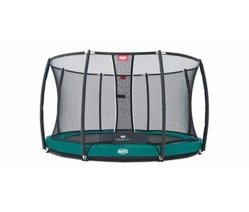 BERG InGround trampoline Elite 330 Groen