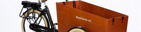 Driewieler Bakfiets.nl