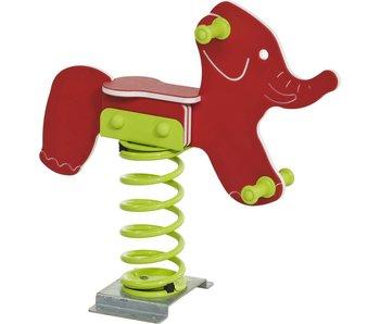 Wipkip HDPE 'graphics' olifant