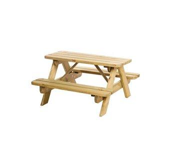 Junior picknicktafel Björn