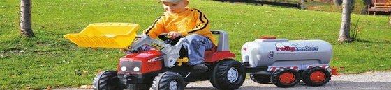 Junior Tractor 3-7 jaar