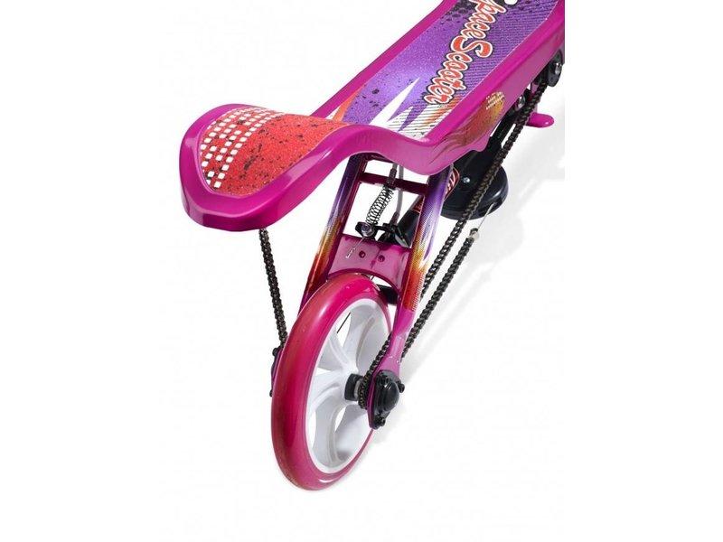 Space Scooter Roze met Beschermset