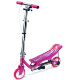 Space Scooter Junior Roze